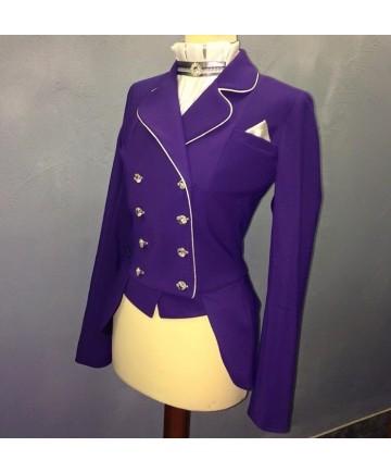 mini frac soft shell  violet