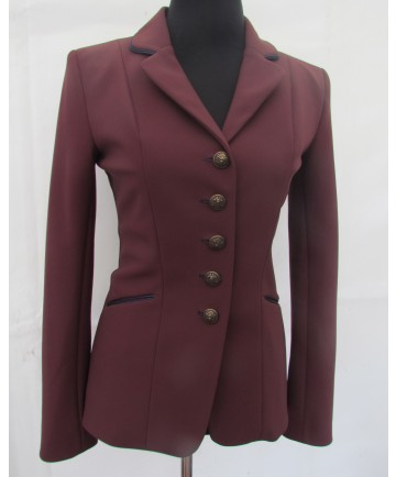 veste soft shell bordeaux