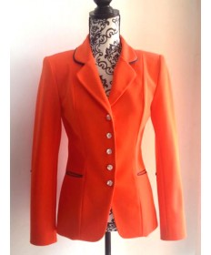 veste soft shell orange