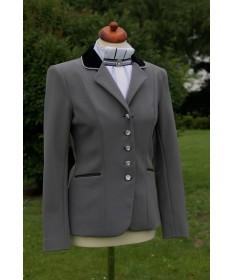 veste gris claire