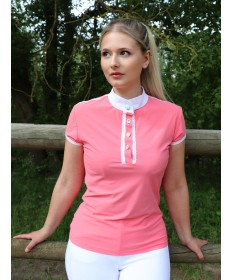 polo concours rose