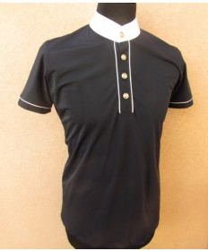 POLO HOMME concours col droit