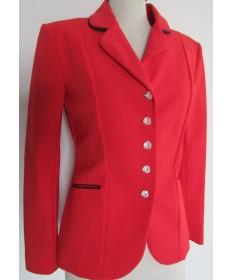 veste rouge 38