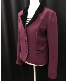 veste raisin taille 40