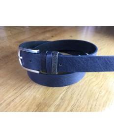 ceinture marine paillette
