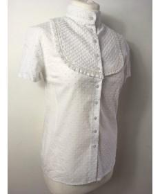 chemise plastron