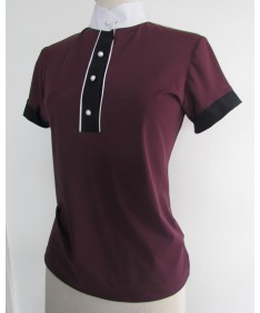 polo bordeaux