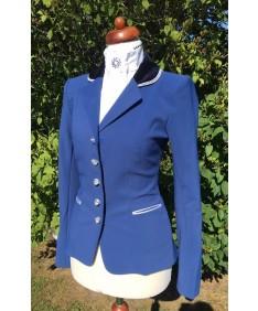 veste nouveau bleu