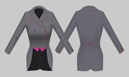 Personnalisation de vêtement d'équitation